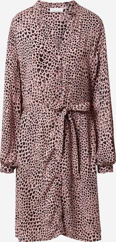 Fabienne Chapot Shirt dress 'Dorien' in Pink