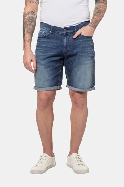 JP1880 Jeans in dunkelblau, Modelansicht