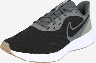 NIKE Laufschuh 'Revolution 5' in grau / schwarz, Produktansicht