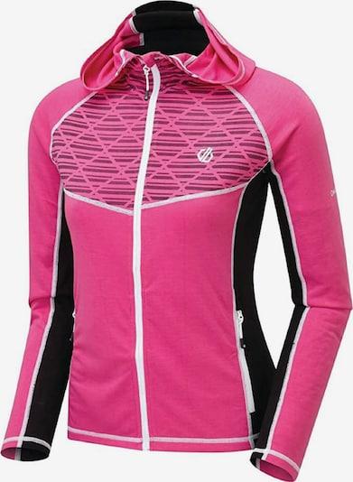 DARE 2B Jacke ' Pensive hooded ' in pink / weiß, Produktansicht