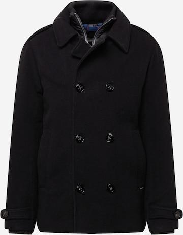 Petrol Industries Between-season jacket in Black