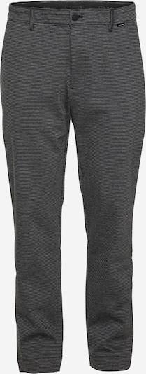 Calvin Klein Chino kalhoty 'COMFORT KNIT HOUNDSTOOTH PANT' - tmavě šedá, Produkt