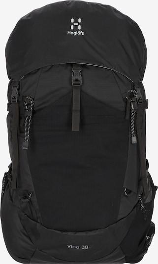 Haglöfs Sportrugzak 'Vina' in de kleur Zwart, Productweergave