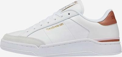 barna / arany / piros / fehér Reebok Classics Rövid szárú edzőcipők, Termék nézet