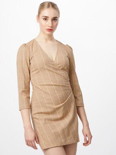 PATRIZIA PEPE Haljina u boja devine dlake (camel) / žuta, Prikaz modela