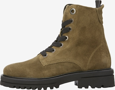 Marc O'Polo Boots in oliv, Produktansicht