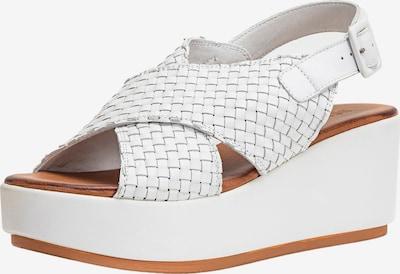 INUOVO Sandale in weiß, Produktansicht