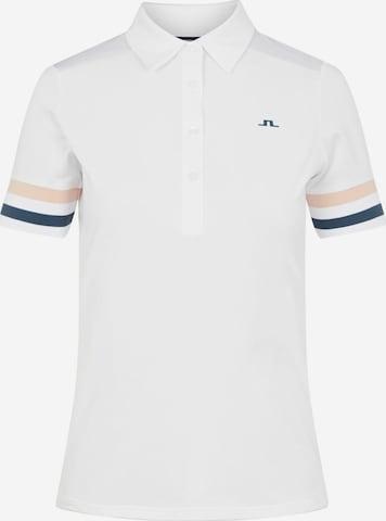 T-shirt fonctionnel 'Stella' J.Lindeberg en blanc