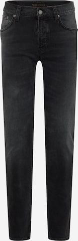 Nudie Jeans Co Jeans 'Grim Tim' i svart