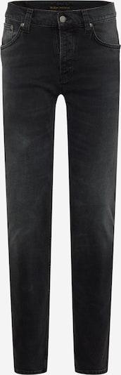 Nudie Jeans Co Jeans 'Grim Tim' in Black denim, Item view