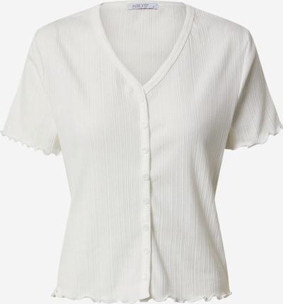 Hailys T-shirt 'Tracy' en blanc, Vue avec produit