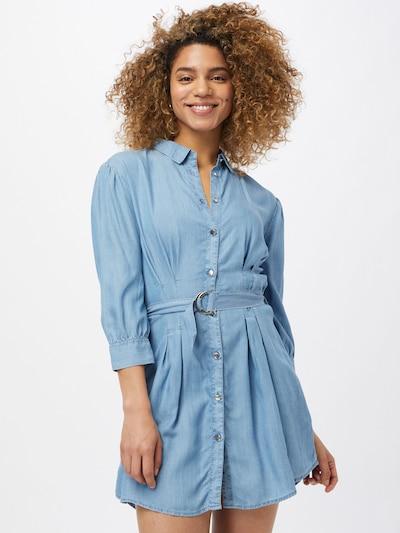 Tally Weijl Košeľové šaty - svetlomodrá, Model/-ka