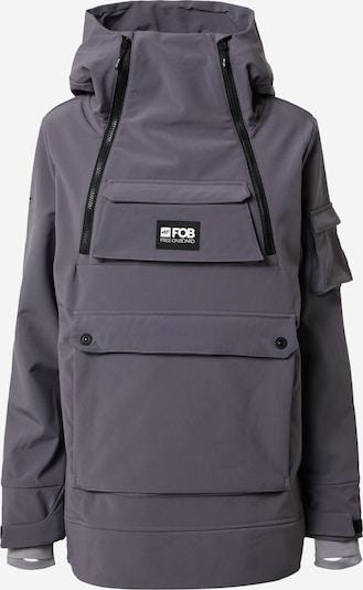 4F Outdoorová bunda - sivá, Produkt