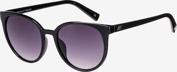 LE SPECS Sonnenbrille 'Armada' in Schwarz