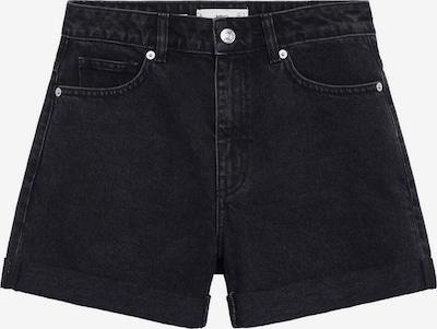 MANGO Jeans 'MOM80' in black denim, Produktansicht
