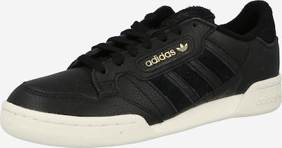 ADIDAS ORIGINALS Sneakers 'Continental 80' in Gold / Black, Item view
