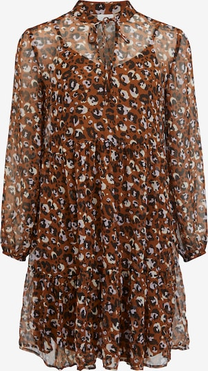 VILA Dress 'Falia' in Brown, Item view