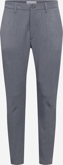 Pantaloni eleganți 'Crimson' elvine pe gri, Vizualizare produs