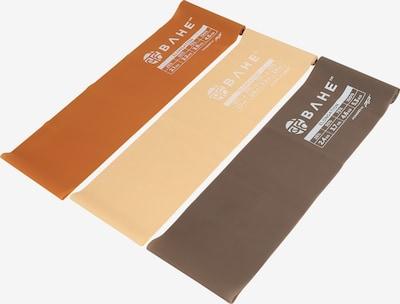 Bandă bahé yoga pe bej / maro / portocaliu, Vizualizare produs