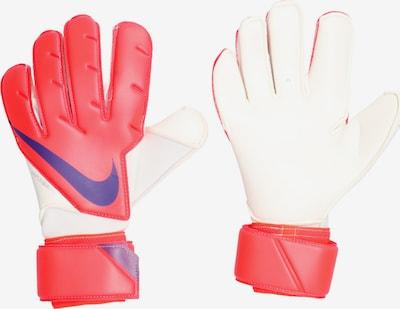 NIKE Sporthandschuhe in navy / rot / weiß, Produktansicht