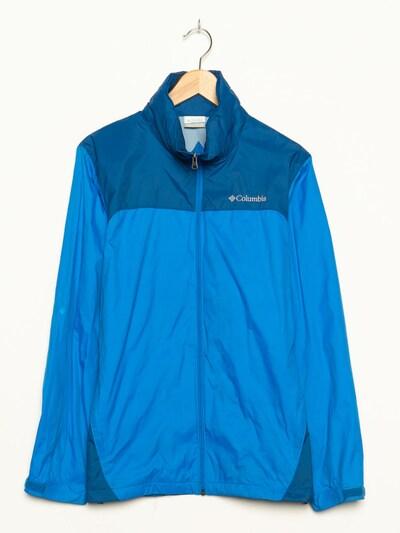 COLUMBIA Regenmantel in M in blau, Produktansicht