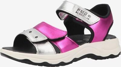PRIMIGI Sandale in pink / silber, Produktansicht