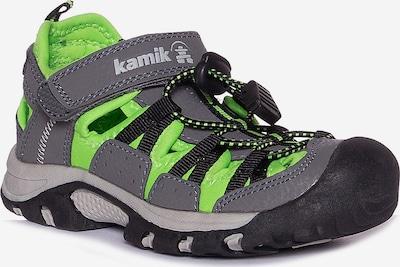 Kamik Sandale 'WILDCAT' in grau / hellgrün, Produktansicht