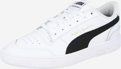 Sneaker 'Ralph Sampson Lo Jr' PUMA di colore limone / nero / bianco, Visualizzazione prodotti