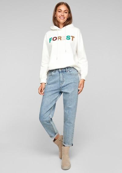 s.Oliver Jeans in Blue / Light blue, View model