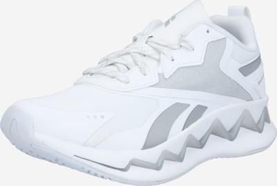 Reebok Classic Sneaker in grau / weiß: Frontalansicht