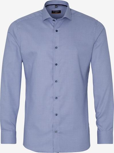 ETERNA Hemd in hellblau / dunkelblau, Produktansicht