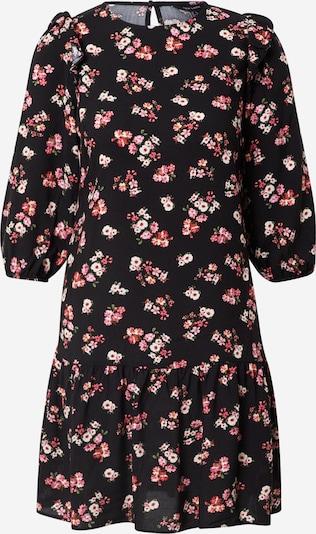 Suknelė 'FREIDA' iš NEW LOOK, spalva – kremo / rožinė / juoda, Prekių apžvalga