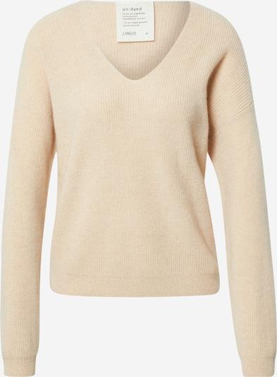 LANIUS Pullover in nude, Produktansicht