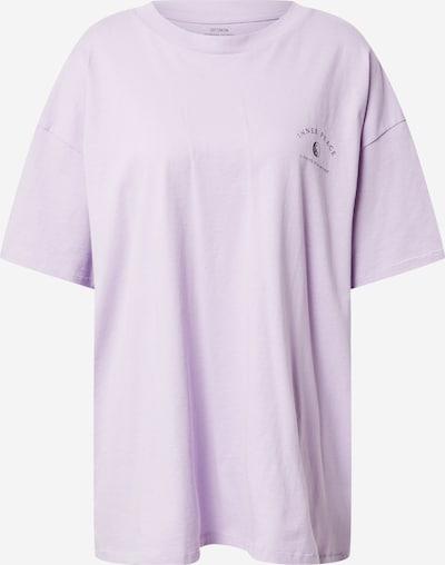 Tricou supradimensional Cotton On pe mov deschis / negru, Vizualizare produs