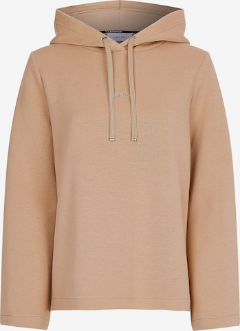 Sweat-shirt Calvin Klein en beige