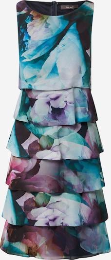 Vera Mont Robe en mélange de couleurs, Vue avec produit