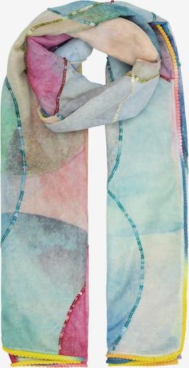 APART Schal mit Punkten in mischfarben, Produktansicht
