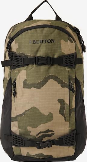 BURTON Rucksack in beige / khaki / dunkelgrün, Produktansicht