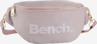 BENCH Gürteltasche in puder / pastellpink, Produktansicht