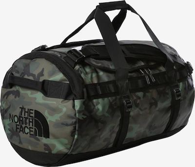 THE NORTH FACE Sports bag 'BASE CAMP' in Grey / Khaki / Dark green / Black, Item view