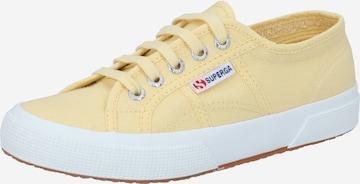SUPERGA Sneaker 'Cotu' in Gelb