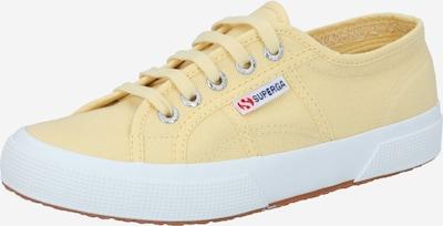 Sneaker low 'Cotu' SUPERGA pe galben deschis, Vizualizare produs
