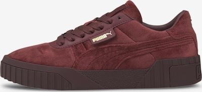 PUMA Sneaker in rot, Produktansicht