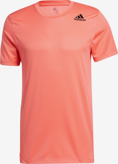 ADIDAS PERFORMANCE Functioneel shirt in de kleur Sinaasappel: Vooraanzicht