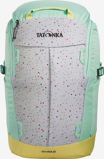 TATONKA Rucksack in grau / mint / mischfarben, Produktansicht