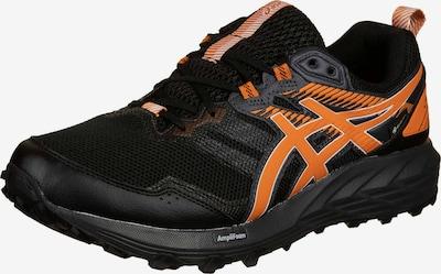 ASICS Chaussure de course 'Sonoma 6' en orange / noir, Vue avec produit