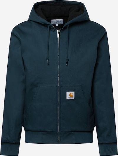 Carhartt WIP Tussenjas in de kleur Donkergroen / Zwart, Productweergave
