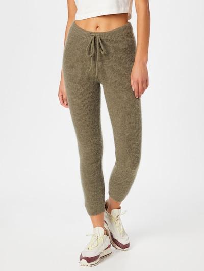 AMERICAN VINTAGE Hose in khaki, Modelansicht