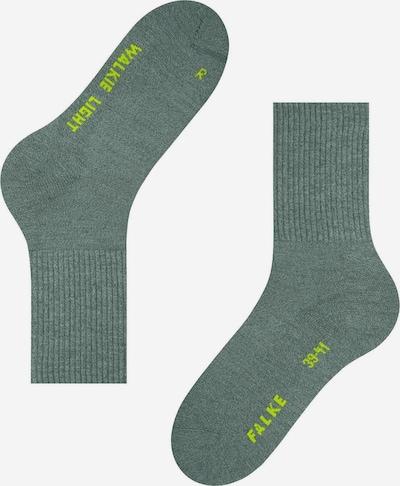 FALKE Socken in grün, Produktansicht