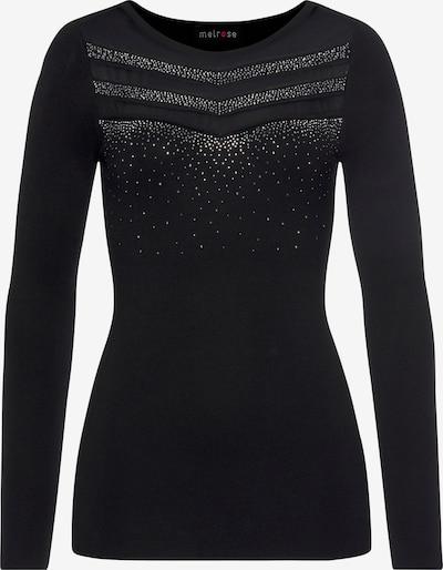 MELROSE Pullover in schwarz, Produktansicht